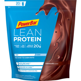 PowerBar Lean Protein Tas 500g, Chocolate